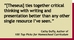 Theseus Software quote - Cathy Duffy