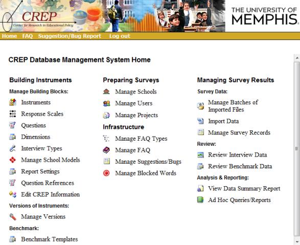 Custom Survey Software